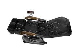 Массажное кресло Atlant черный, фото 2