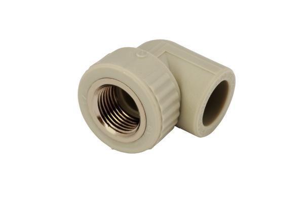 Угол 20*1/2 для пайки PPR для пайки полипропиленовых труб PPR