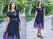 Женское гипюрове платье с вышивкой, фото 2