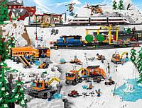 Обзор новинок Lego 2018