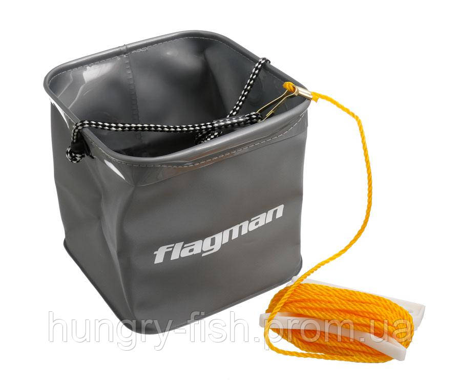 Відро для води Flagman EVA 19х19х18 см