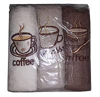 Кухонный набор полотенец (30*50) Three Roses 3шт