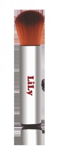 Кисть для пудры (автоматическая,4 вида) Lily B1203