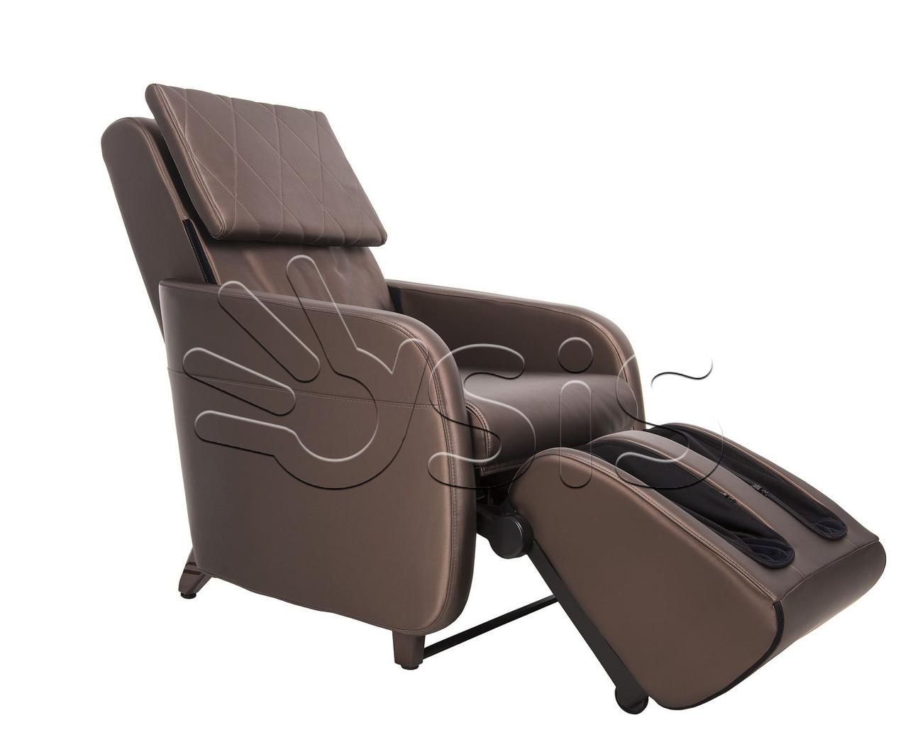 Массажное кресло-софа трансформер OSIM uAngel коричневый