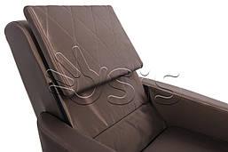 Массажное кресло-софа трансформер OSIM uAngel коричневый, фото 3