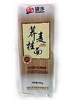Лапша гречнево-пшеничная Соба сухая 300г (Китай), фото 1