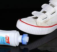 Отбеливающий крем для обуви и сумок, 120мл, фото 1