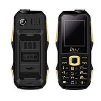 Защитный мобильный телефон Dbeif F9 (Land Rover)  2 сим,1,77 дюйма,3800 мА\ч. , фото 1