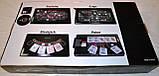 Казино 4 в 1: рулетка, покер, кости, блэкджек настольная игра, фото 4