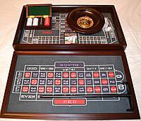 Казино 4 в 1: рулетка, кости, блэкджек, покер