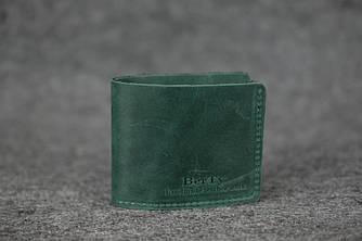 Классическое портмоне «Компакт» |10201| Зеленый
