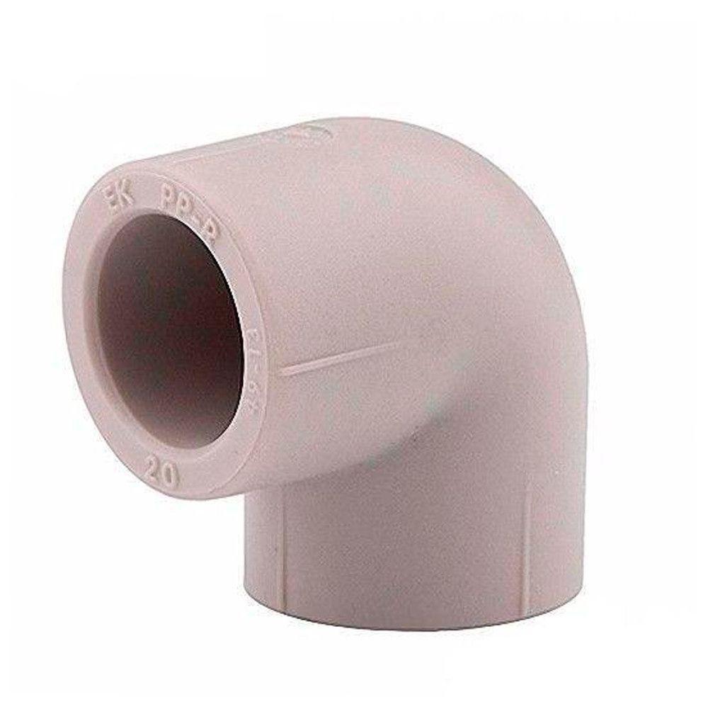 Угол 90°25 для пайки полипропиленовых труб PPR