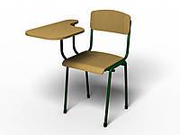 Стул с пюпитром (стул школьный с пюпитром)