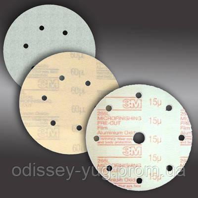 Абразивы 3М серии 266L для обработки искусственного камня.