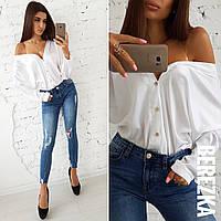 9bf0e843e15 Шикарная блузка с глубоким декольте в расцветках АМЛ-1808.005