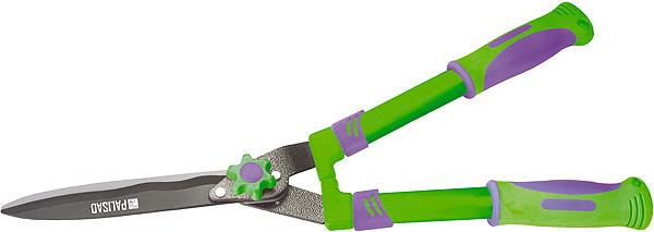 Кущоріз, 580 мм, хвилясті леза, двокомпонентні ручки// PALISAD