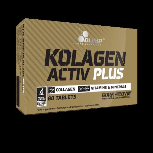 Olimp Labs Kolagen Activ Plus Sport Edition 80 tab