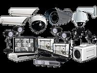 Монтаж и установка систем видеонаблюдения