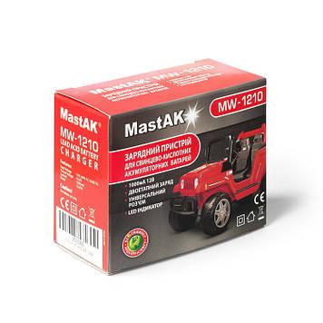 Зарядное устройство MastAK MW-1210
