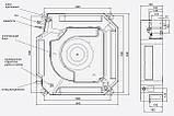 Кассетный кондиционер Lessar LS-H18BGA2/LU-H18UGA2, фото 4