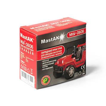 Зарядное устройство MastAK MW-0606