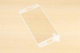 Защитное стекло Silk Screen для Samsung Galaxy J2 2018 j250 тех.пакет (White)