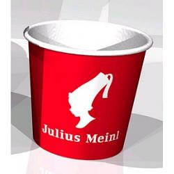 Бумажный стакан 110мл с логотипом Julius Meinl
