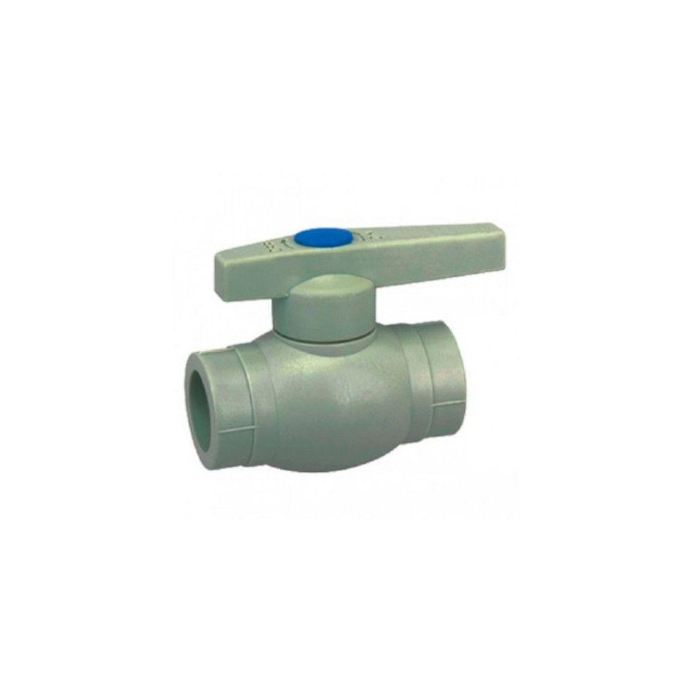 KOER кран шаровый для хол. Воды 20  для пайки полипропиленовых труб PPR
