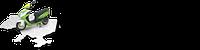 Диск задний с металлическими спицами delta 36H