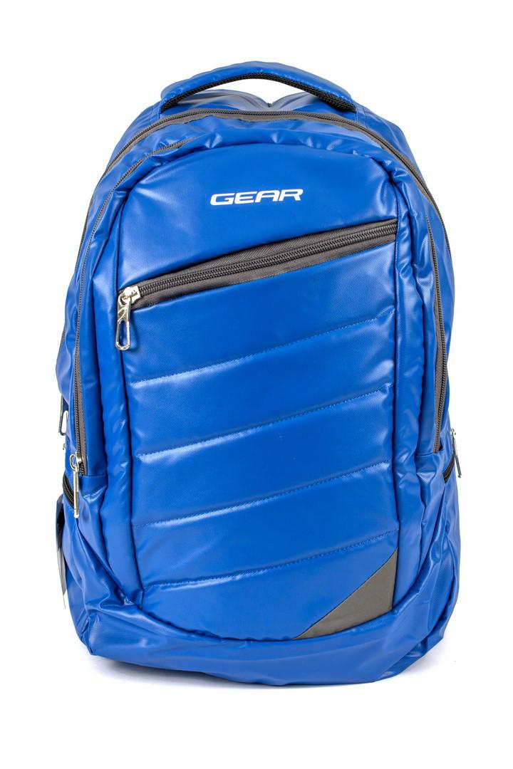 Рюкзак Городской Gear 802 голубой Турция