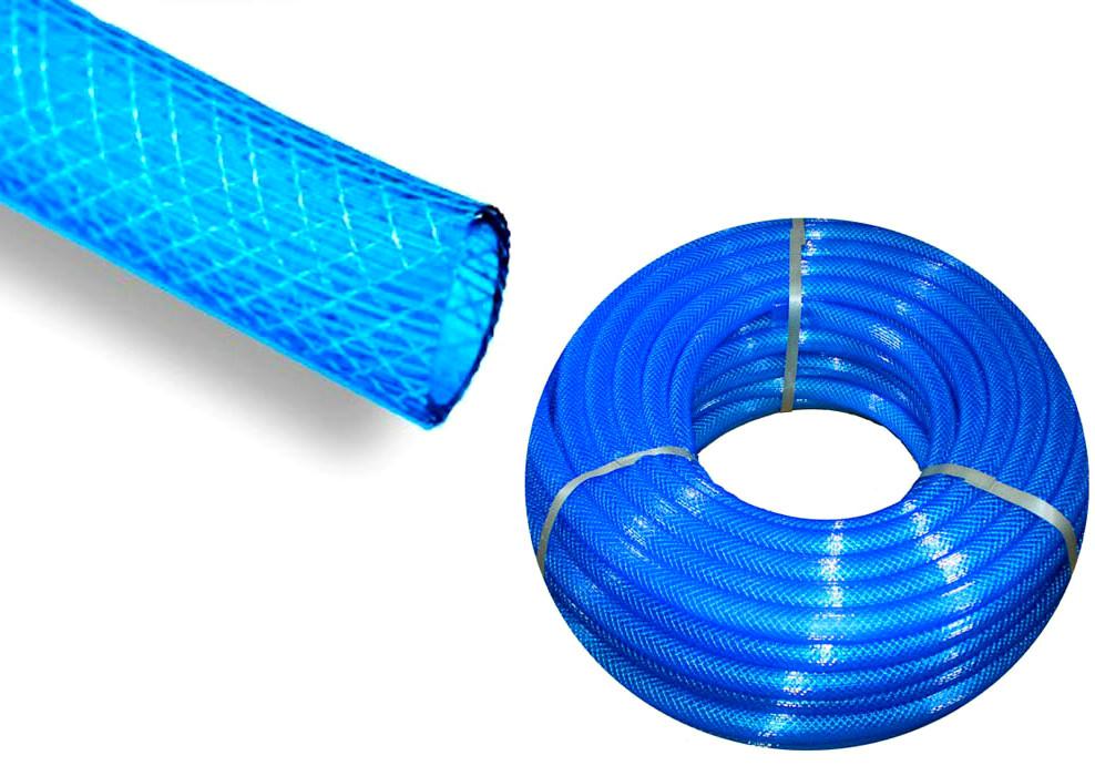 """Шланг поливочный (садовый). Evci-Plastik , силикон армированный , 1"""""""" (25mm) , 50 м."""