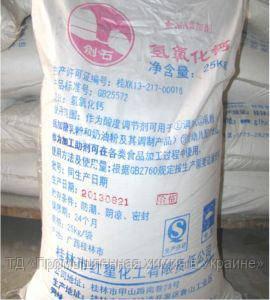 Гидроксид кальция пищевой