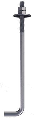 Болты фундаментные ГОСТ 24379.1-80