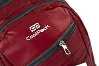 Рюкзак Городской CoolPack 802 красный Турция, фото 3