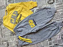 Детские трикотажный спортивный костюм САР 1-4 лет