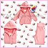 Спортивные костюмы детские из флиса (под заказ от 50 шт) с НДС