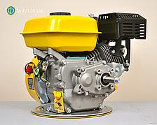 Двигатель с понижающим редуктором Кентавр ДВС-200Б1X (6,5 л.с., 2 к 1)
