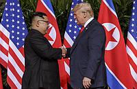 Aaronia обеспечивала безопасность встречи Дональда Трапа с Ким Чен Ыном.