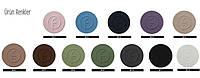 Одноцветные тени для век Flormar Matte mono Eye Shadow