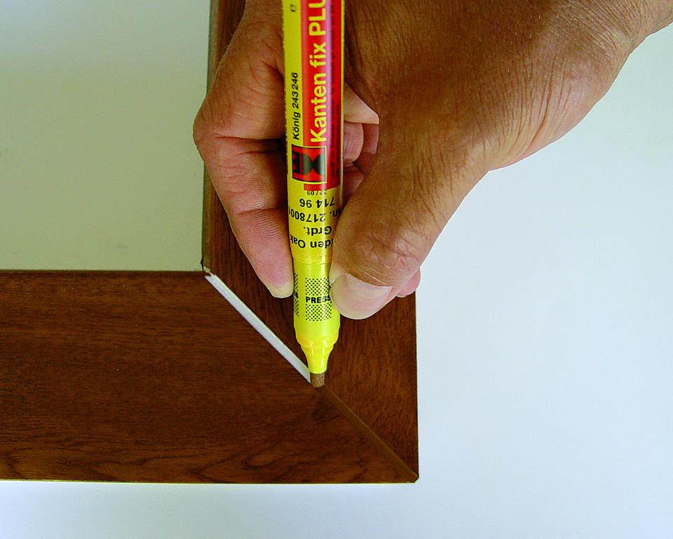 Фломастеры для ламинации окон ПВХ. Примеры применения -1