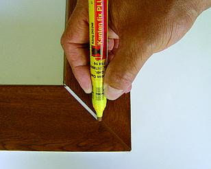 Фломастеры для ламинации окон ПВХ. Примеры применения 3