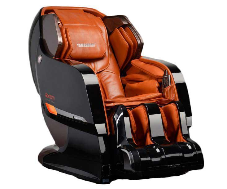 Массажное кресло Casada YAMAGUCHI Axiom Chrome Limited