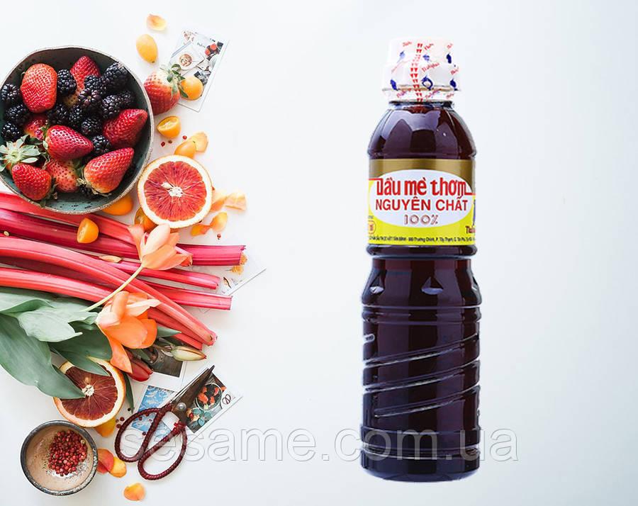 Кунжутное масло 100% Dau me thom Nguyen Chat 250 мл (Вьетнам)
