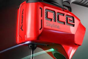 Новая линейка трехмерных сканнеров Skyline от компании Kreon