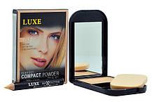 Компактная пудра для лица Мax Factor LUXE (Макс Фактор Люкс) + корректирующий карандаш реплика, фото 3