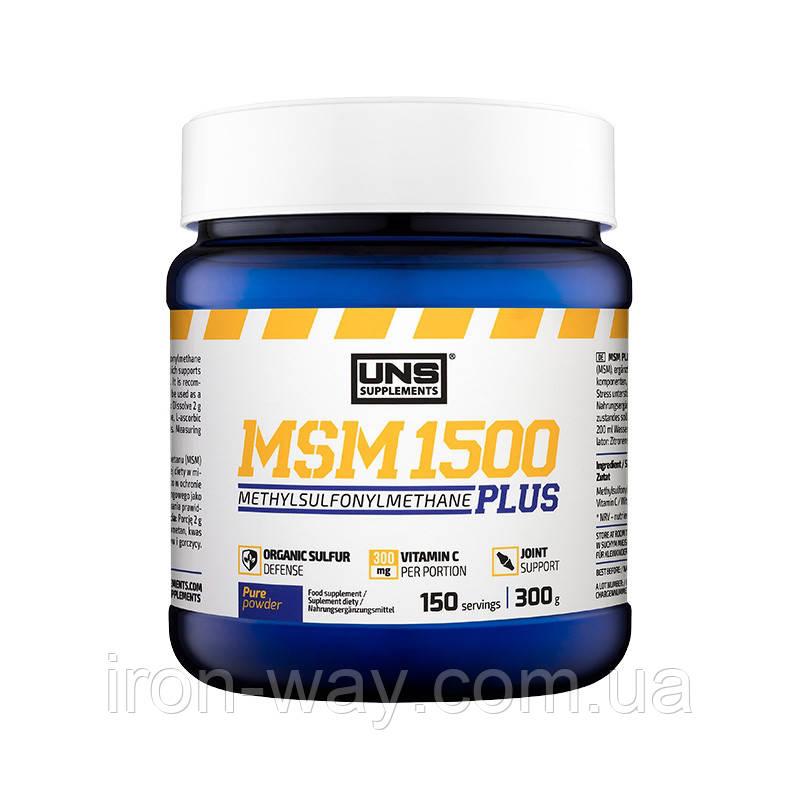 UNS MSM 1500 PLUS 300 g