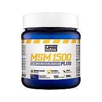UNS MSM 1500 PLUS 300 g