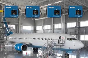 Новый лазерный проектор FARO TracerM