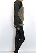жіночий светр  грубої вязки , фото 2