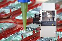 Новая платформа автоматизированного дозирования жидкостей Helios™ от Nordson ASYMTEK